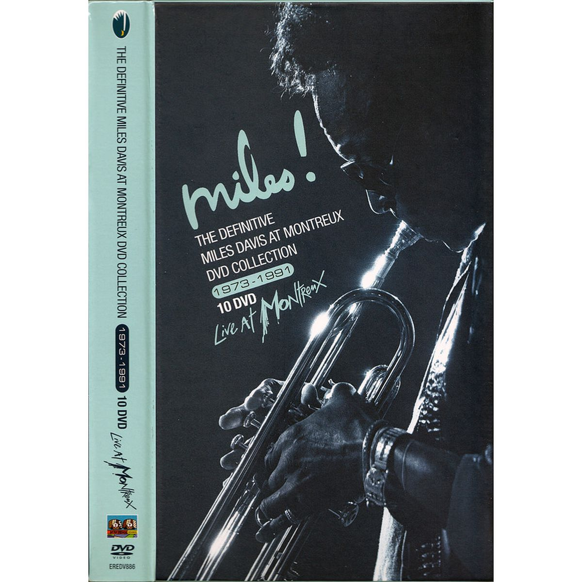 Miles! Live at Montreux: The Definitive Miles Davis At Montreux Collection 1973-1991 (DVD)