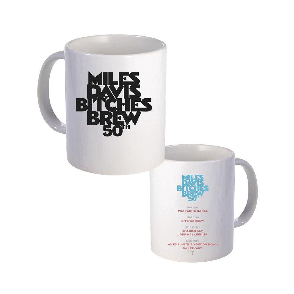 Bitches Brew 50 Ceramic Mug