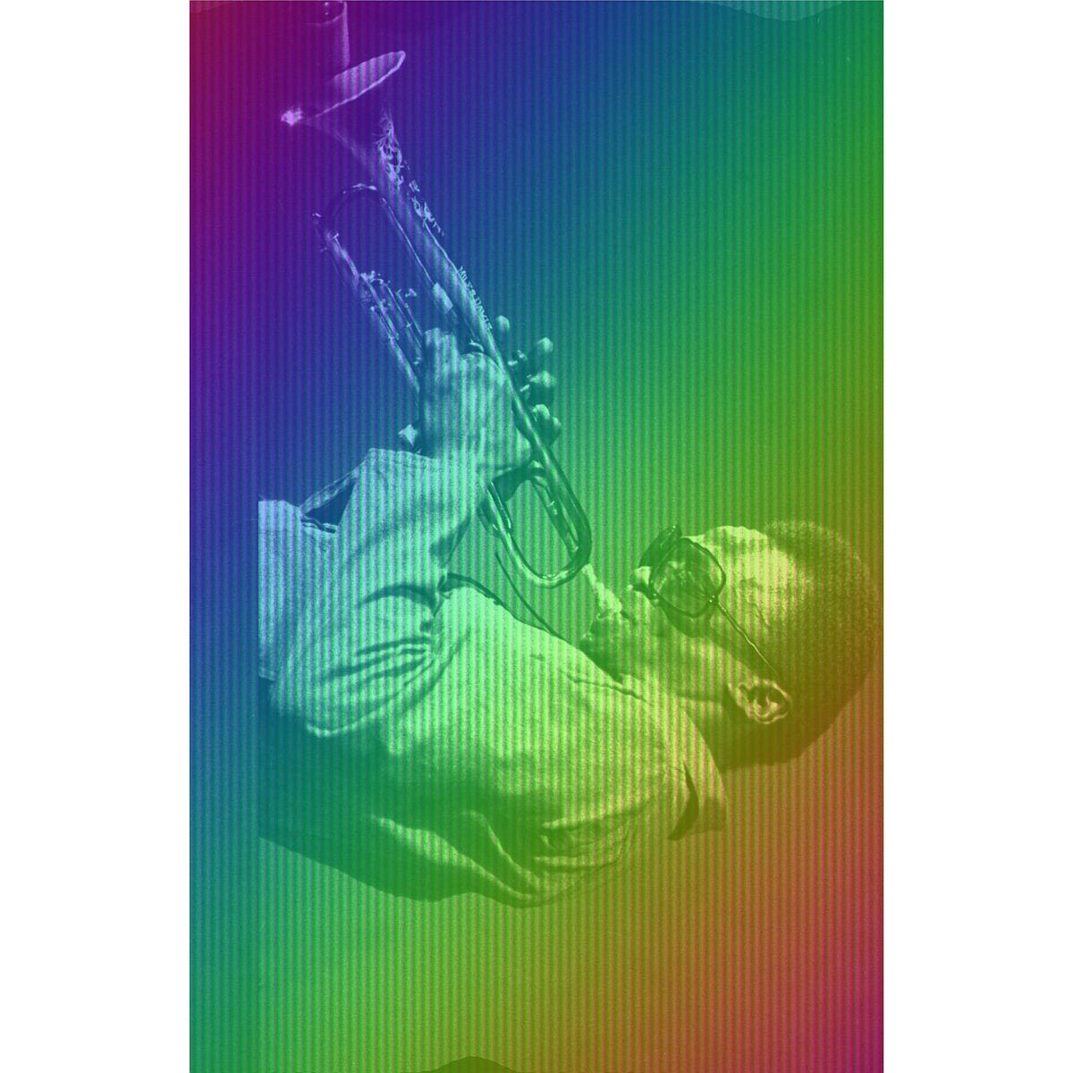 Rainbow Profile Print