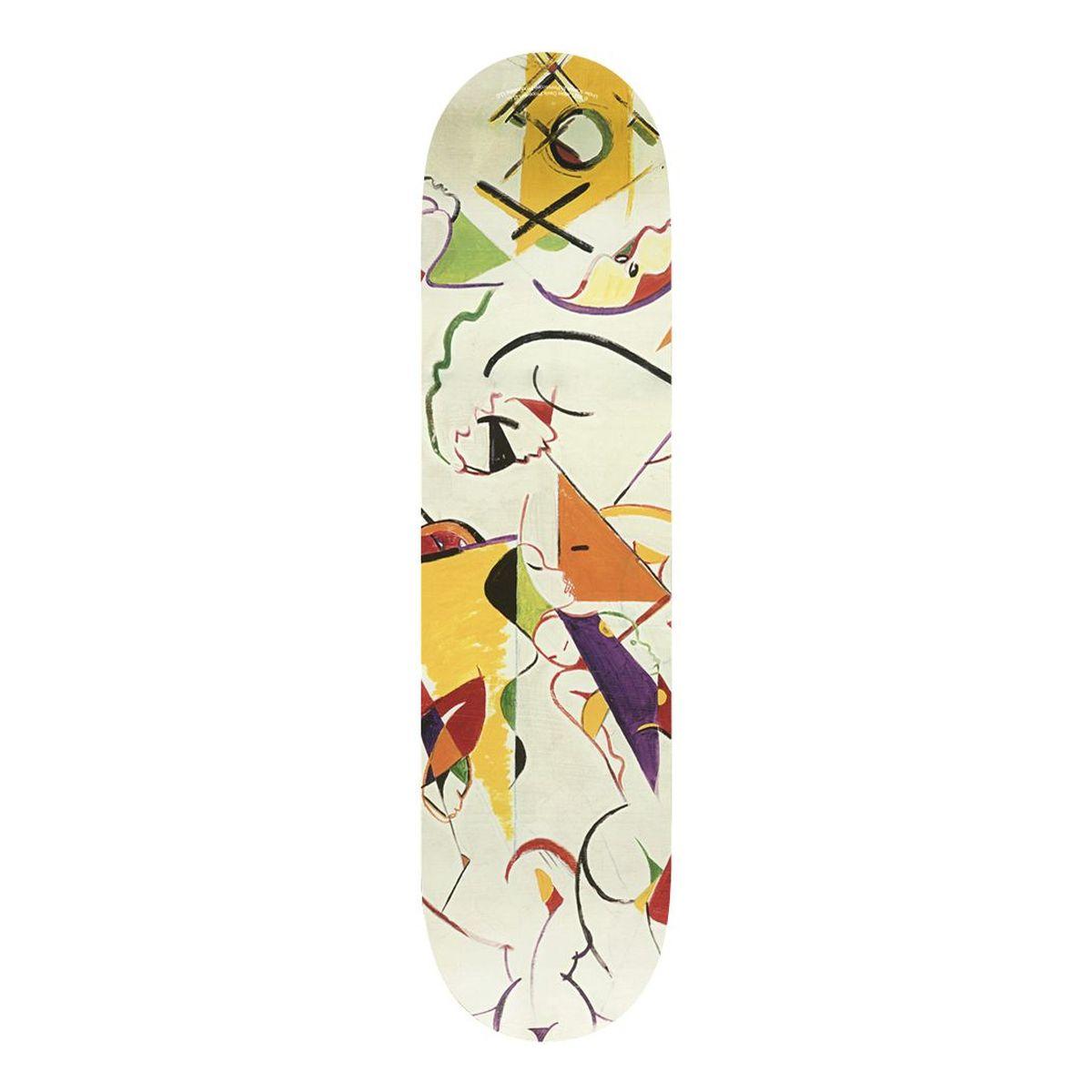 Miles Davis Self-Portrait Skate Deck