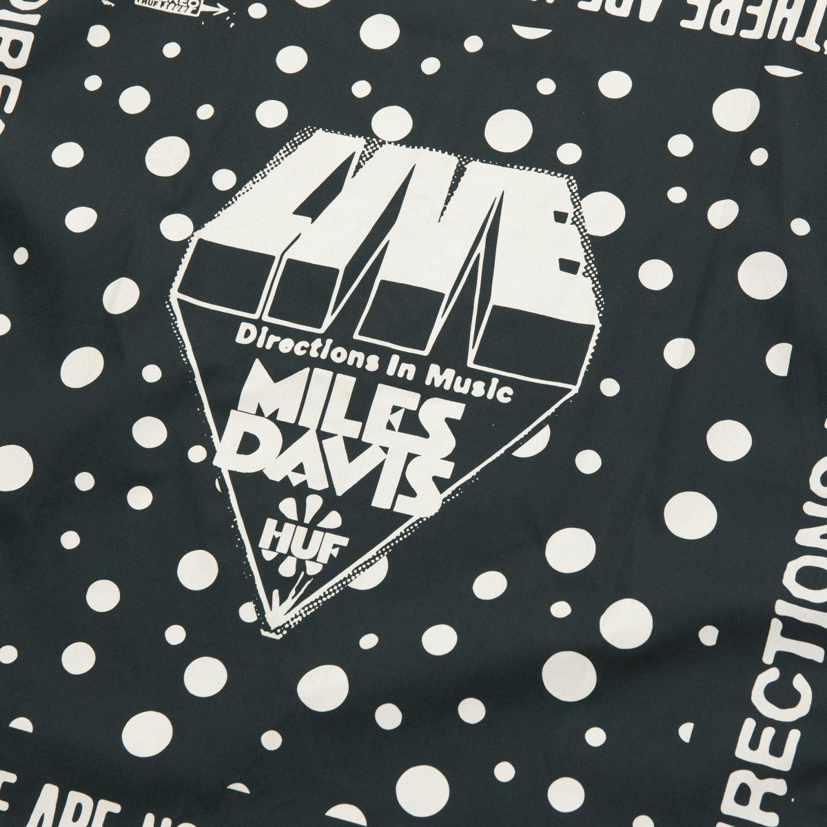 Miles Davis In Concert Bandana