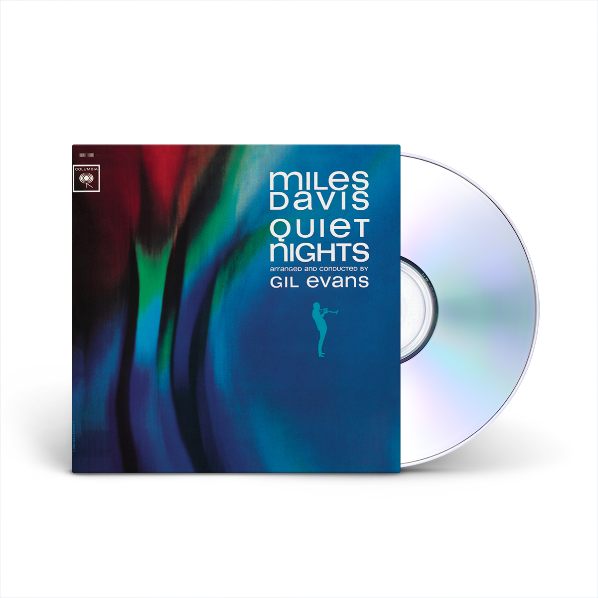 Miles Davis - QUIET NIGHTS CD