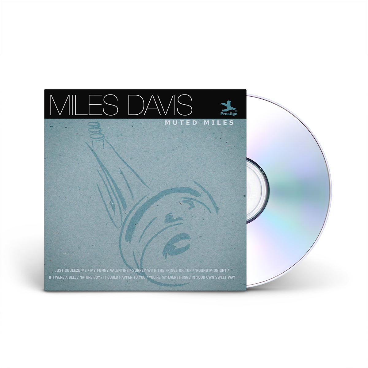 Miles Davis - Muted Miles CD