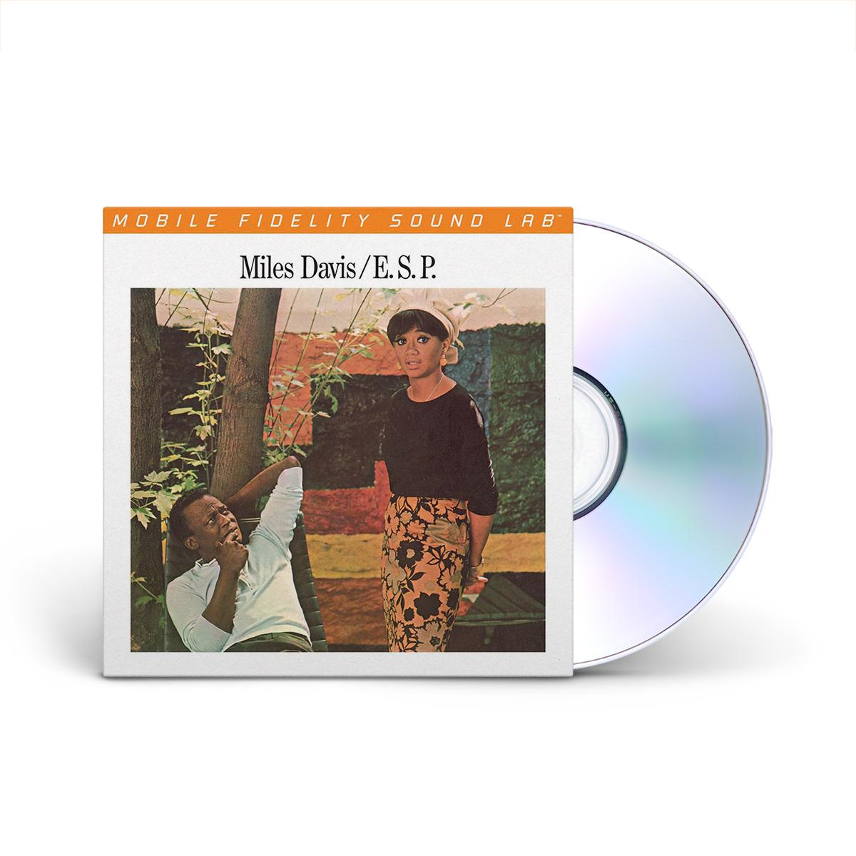 Miles Davis - E.S.P. (Numbered Hybrid SACD)