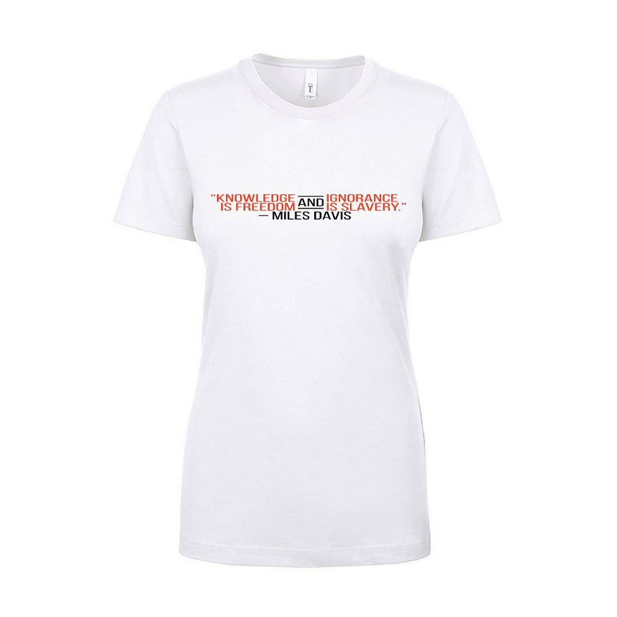Women's Don't Play Natural T-Shirt