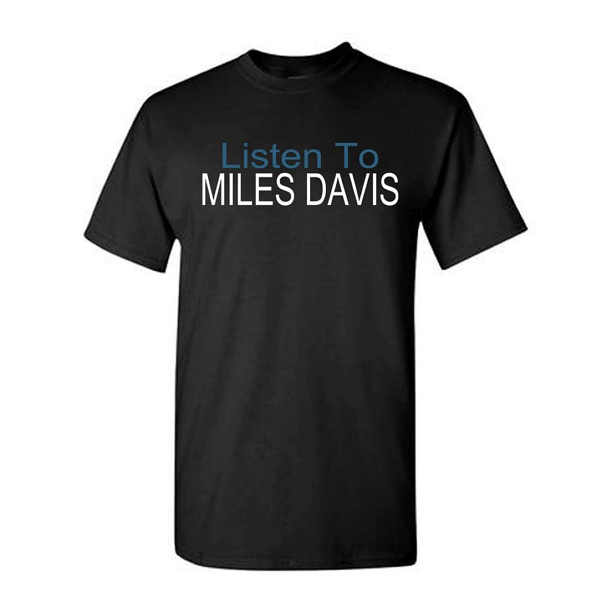 Kind Of Listen To Miles T-Shirt