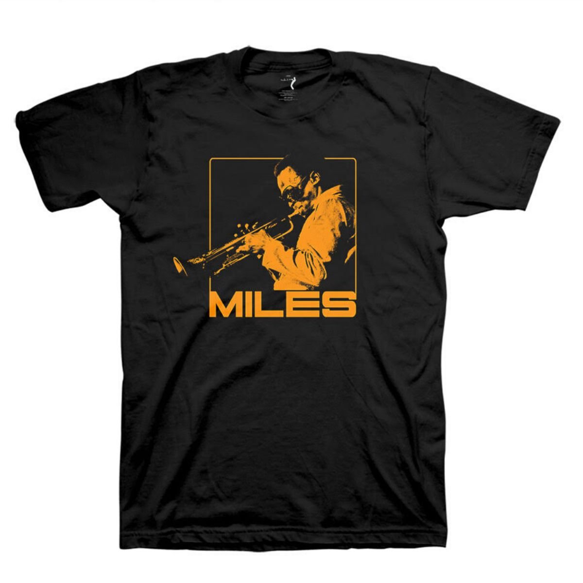 Shades Of Miles T-Shirt: Orange