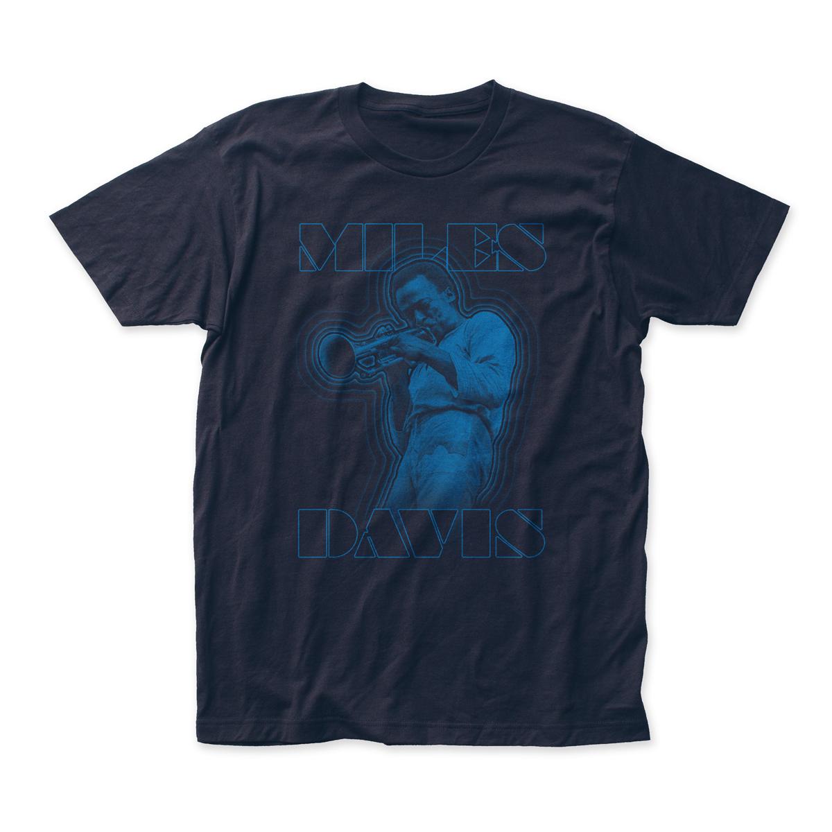 Miles Davis - Waves T-Shirt