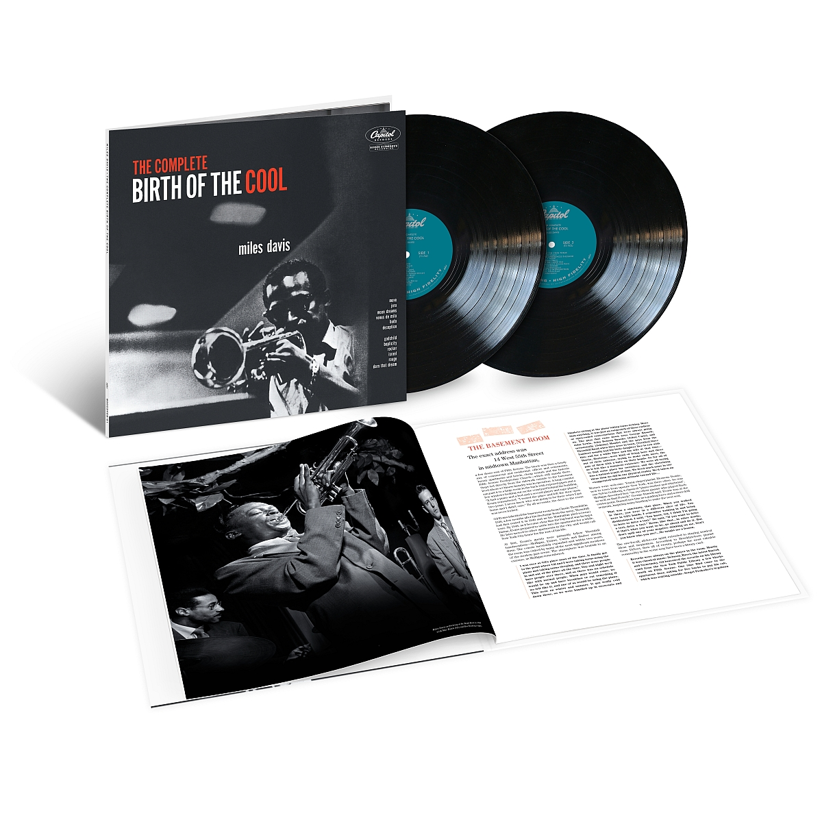 Miles Davis - The Complete Birth Of The Cool 70th Anniversary (2 LP)