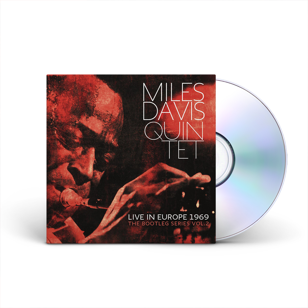 Miles Davis Quintet: Live In Europe 1969 The Bootleg Series Vol. 2 4-disc CD
