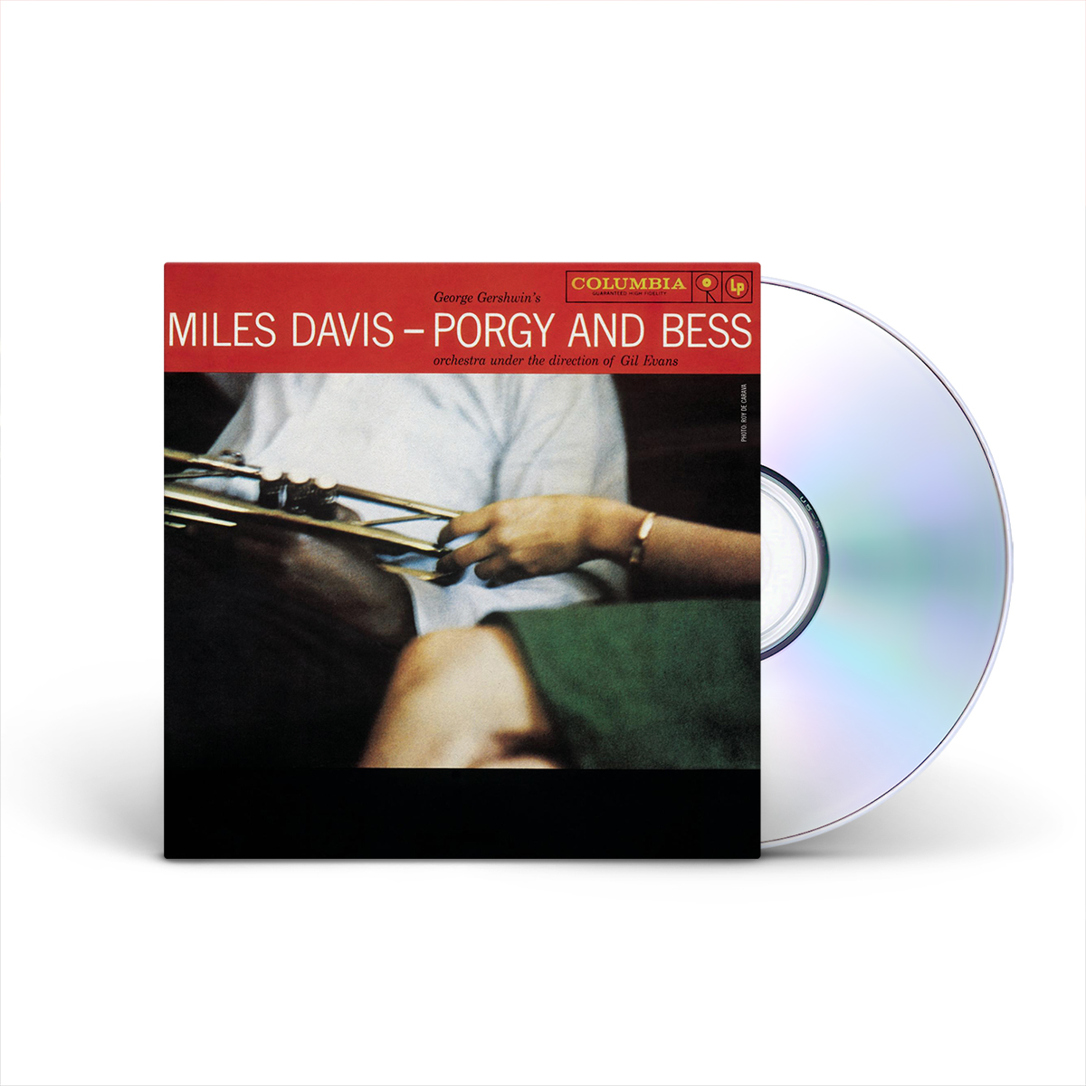Miles Davis Porgy And Bess CD