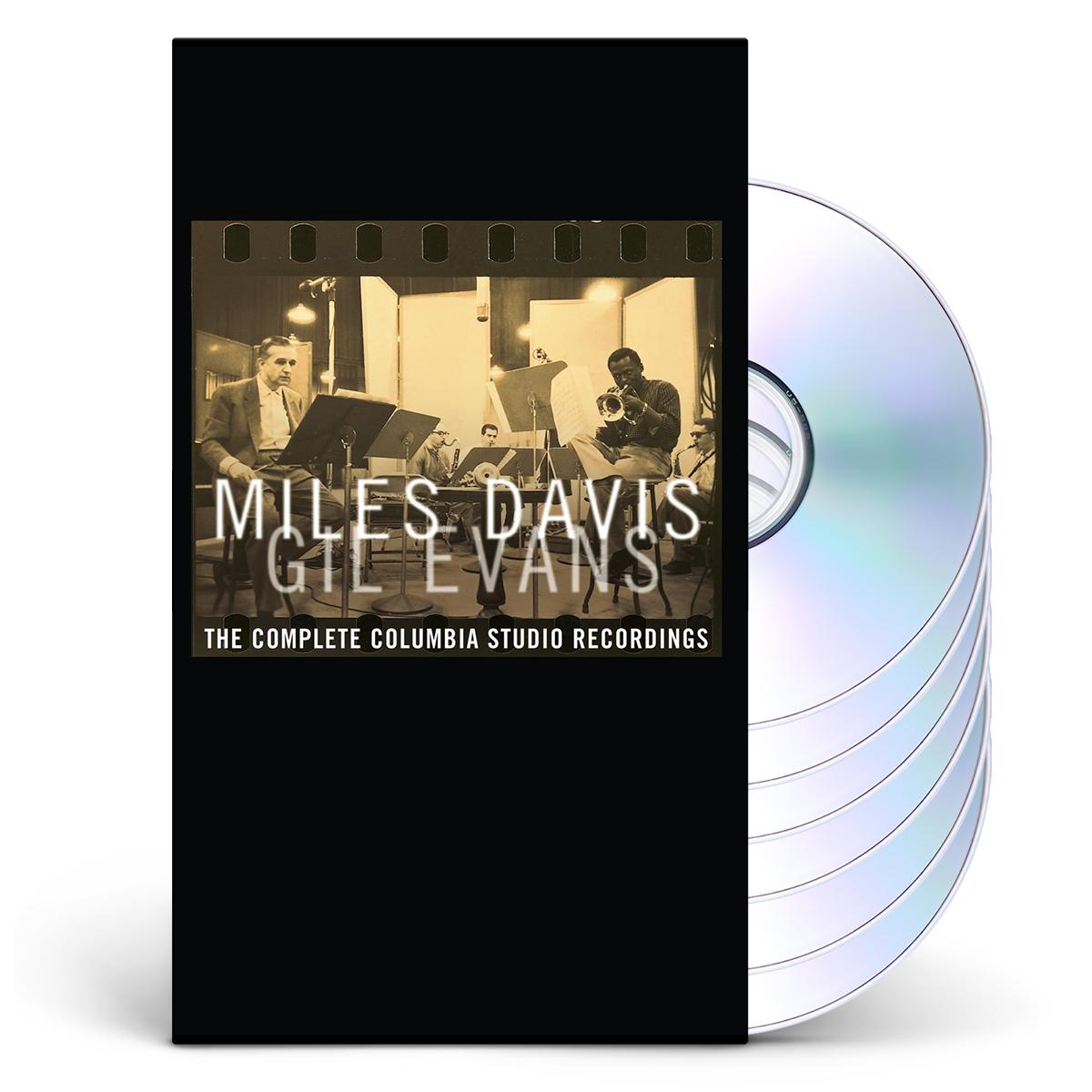 Miles Davis The Complete Columbia Studio Recordings 6-disc CD