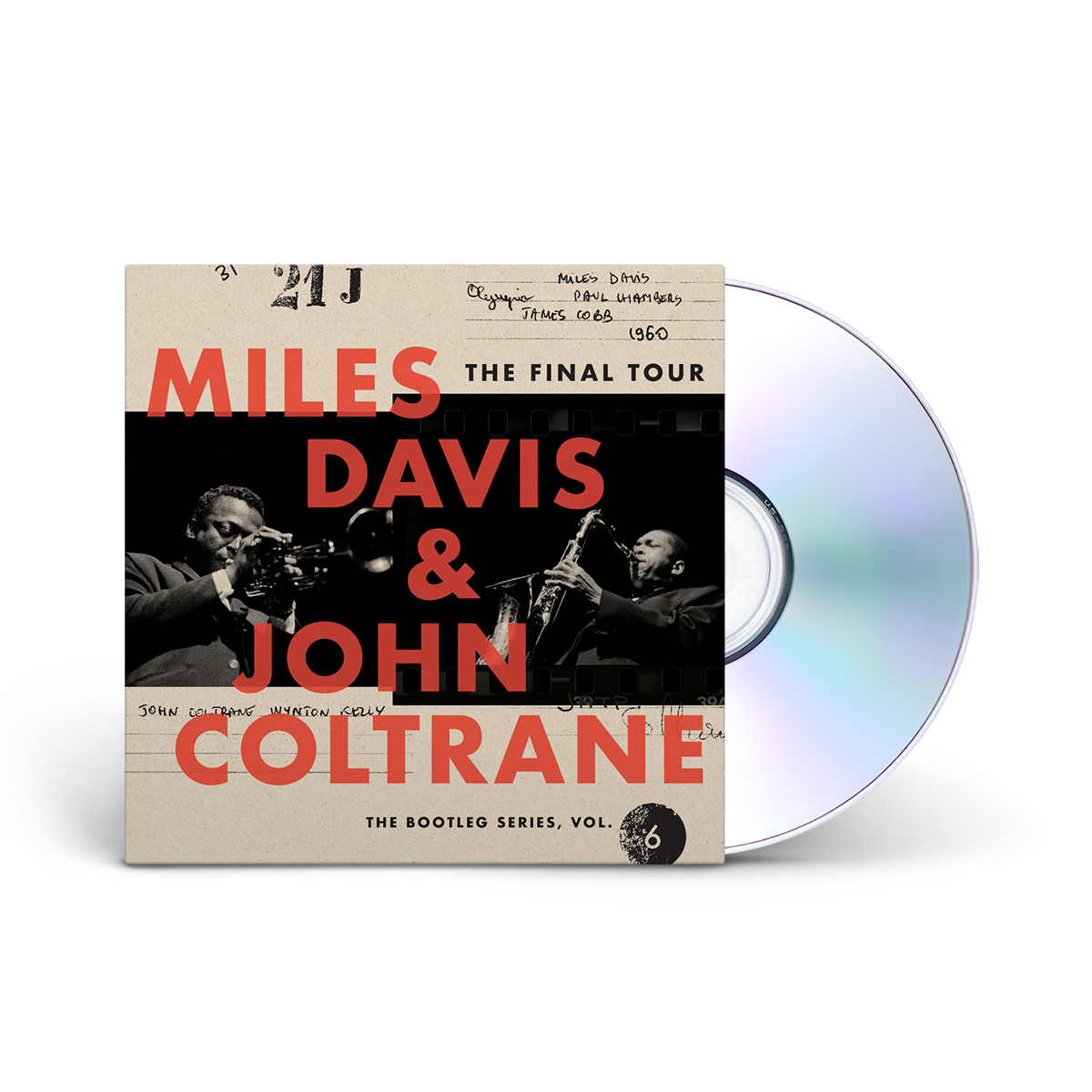 Miles Davis & John Coltrane - The Final Tour: The Bootleg Series, Vol. 6 CD Box Set