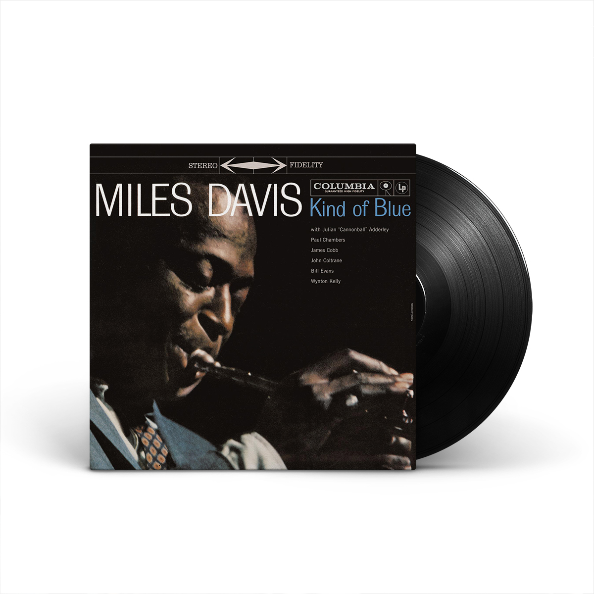 Miles Davis Kind Of Blue (Vinyl) LP