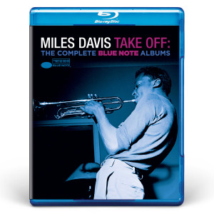 Miles Davis - Take Off: The Complete Blue Note Albums Blu-Ray