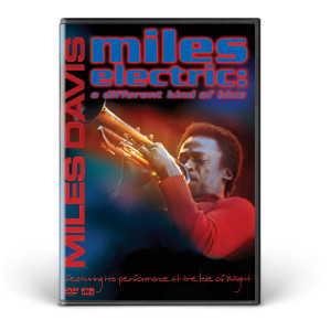 Miles Davis - Miles Electric: A Different Kind Of Blue DVD