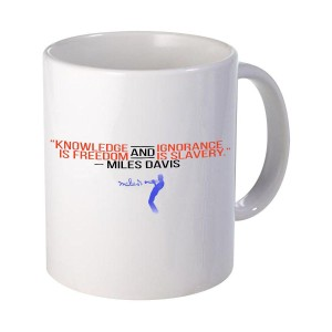 Knowledge Mug
