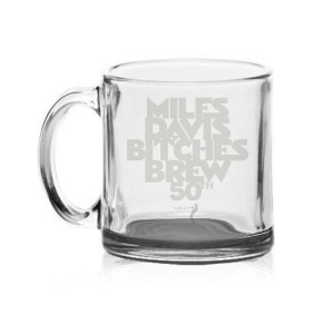 Bitches Brew 50 Laser Etched Mug
