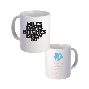 Bitches Brew 50 Ceramic Mug