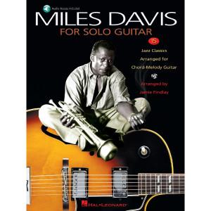 Miles Davis for Solo Guitar