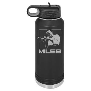 Miles In Mono 32 oz Polar Camel Water Bottle
