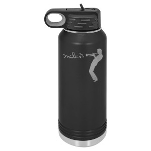 Silhouette 32 oz Polar Camel Water Bottle