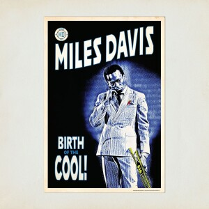 Miles Davis Birth of the Cool Graphic