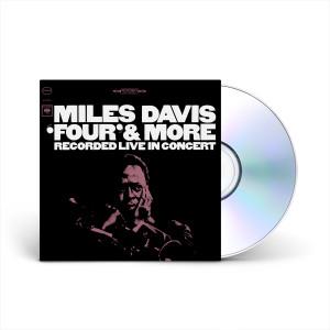 "Miles Davis - ""FOUR"" & MORE CD"