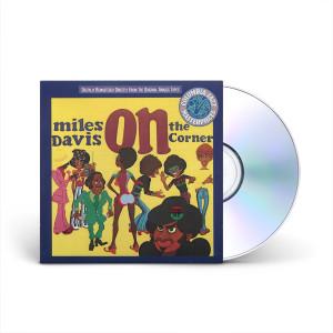 Miles Davis - ON THE CORNER CD
