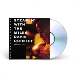 Miles Davis - Steamin' [Rudy Van Gelder edition] CD
