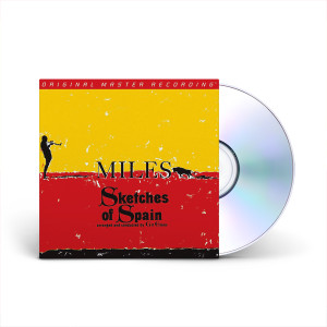 Miles Davis - Sketches Of Spain (Numbered Hybrid SACD)