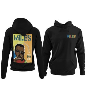 Miles Live at the Fillmore East 50th Anniversary Cubism Pullover Hoodie