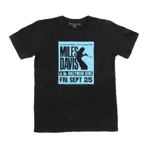 Miles Davis at the Hollywood Bowl T-shirt