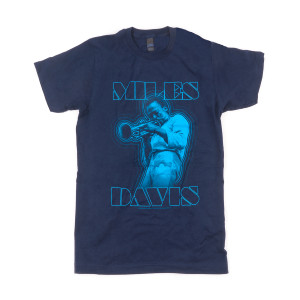 Miles Davis Trumpet T-shirt