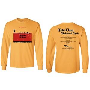 Miles Davis Sketches of Spain Longsleeve T-shirt