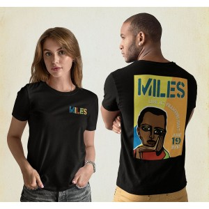 Miles Live at the Fillmore East 50th Anniversary Cubism T-Shirt