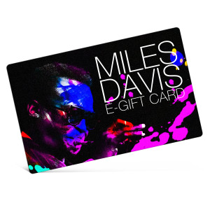 Miles Davis eGift Card