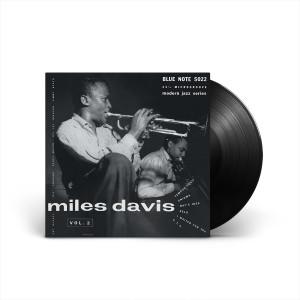 Miles Davis - Vol. 2 LP