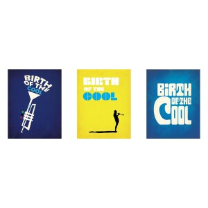 Miles Davis Birth of the Cool Birthday Cards(3 Pack)