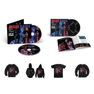 Choice Of Miles Davis Merci Miles! Grooving Apparel + Choice Of Merci Miles Media