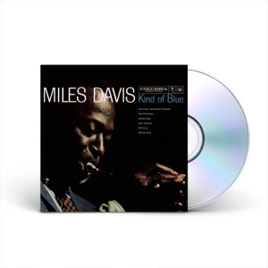 Miles Davis Kind Of Blue 2-disc CD