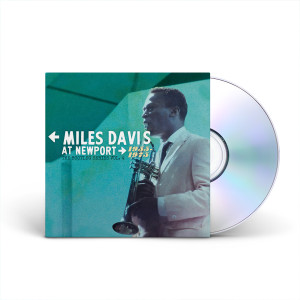 Miles Davis At Newport: 1955-1975: The Bootleg Series Vol. 4 4-disc CD