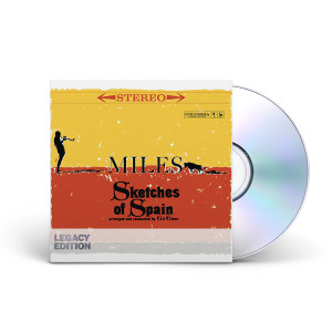 Miles Davis Sketches Of Spain 50th Anniversary (Legacy Edition) 2-disc CD