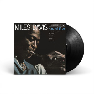 Miles Davis Kind Of Blue LP