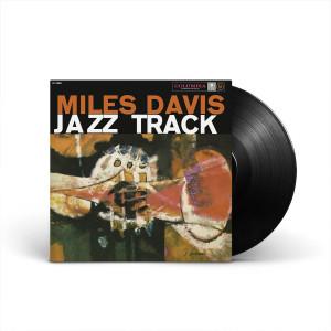 Miles Davis Jazz Track LP