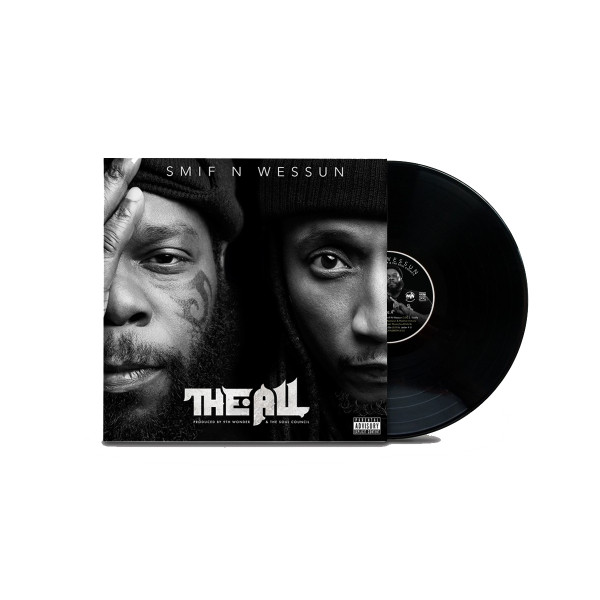 e8e29344450 Smif N Wessun 'The All' Vinyl + Digital Download | Shop the Duck ...