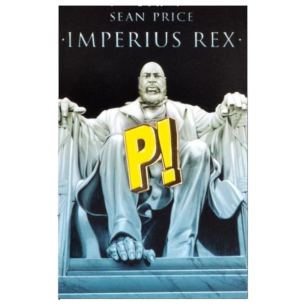 Sean Price Imperius Rex P! Lapel Pin