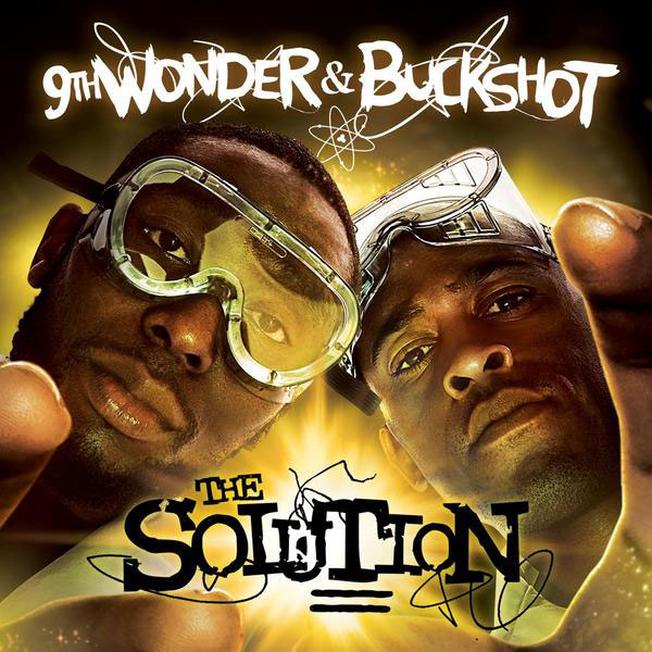 9th Wonder & Buckshot - The Solution CD
