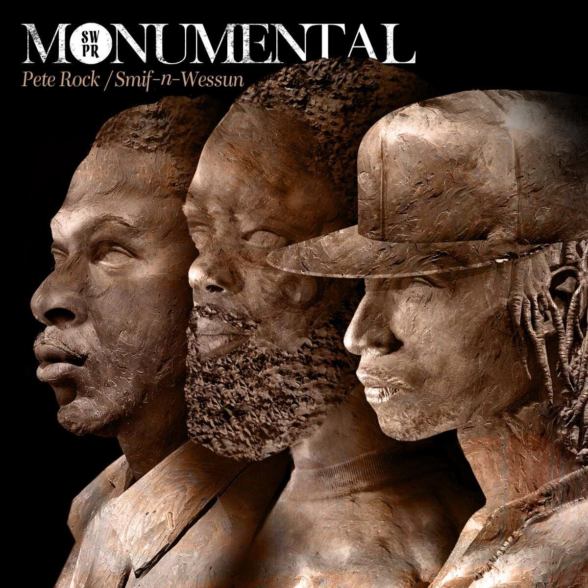 Pete Rock & Smif N Wessun - Monumental CD