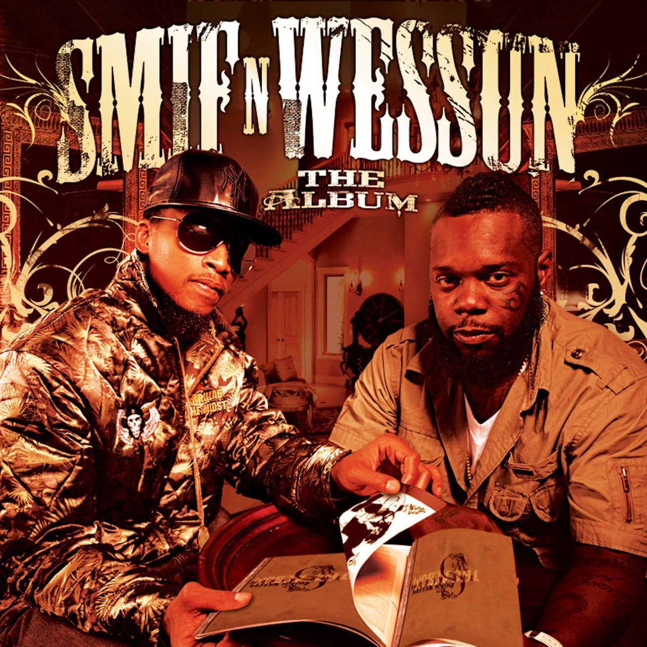 Smif N Wessun - The Album CD